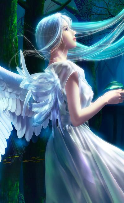 Nature Of Sweet Angel, Angels 4