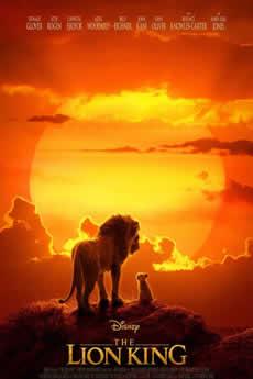 capa O Rei Leão
