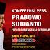 """Bersama Anies-Sandi, Prabowo Subianto Tekadkan """"Bersatu Mengawal Demokrasi di Jakarta"""""""