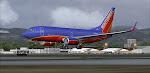 Arriving San Jose's runway 30L