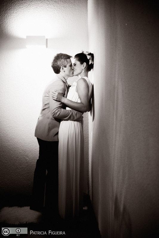 Foto de casamento 1039pb de Karina e Luiz. Marcações: 30/10/2010, Casamento Karina e Luiz, Rio de Janeiro.