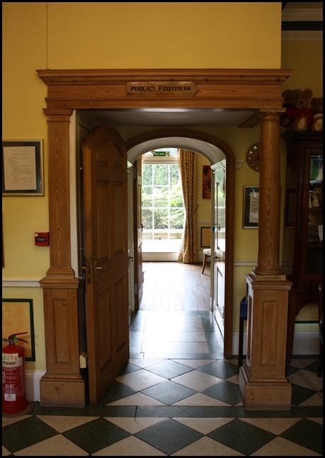 The Old Rectory Hallway