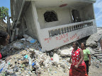 Haiti, seven months after the devastating earthquake.