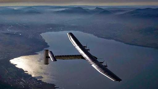 Phi cơ Solar Impulse 2 nổi tiếng với biệt hiệu