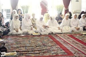 majlis bacaan al-quran dan tazkirah perkahwinan