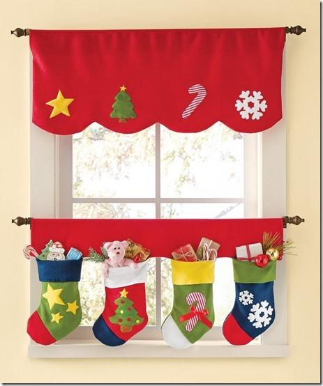 decoracion de puertas y ventanas navidad  (2)