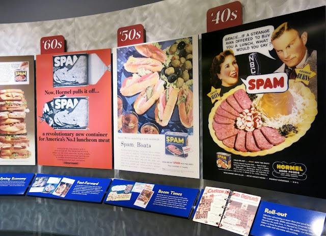 Spam Through the Decades