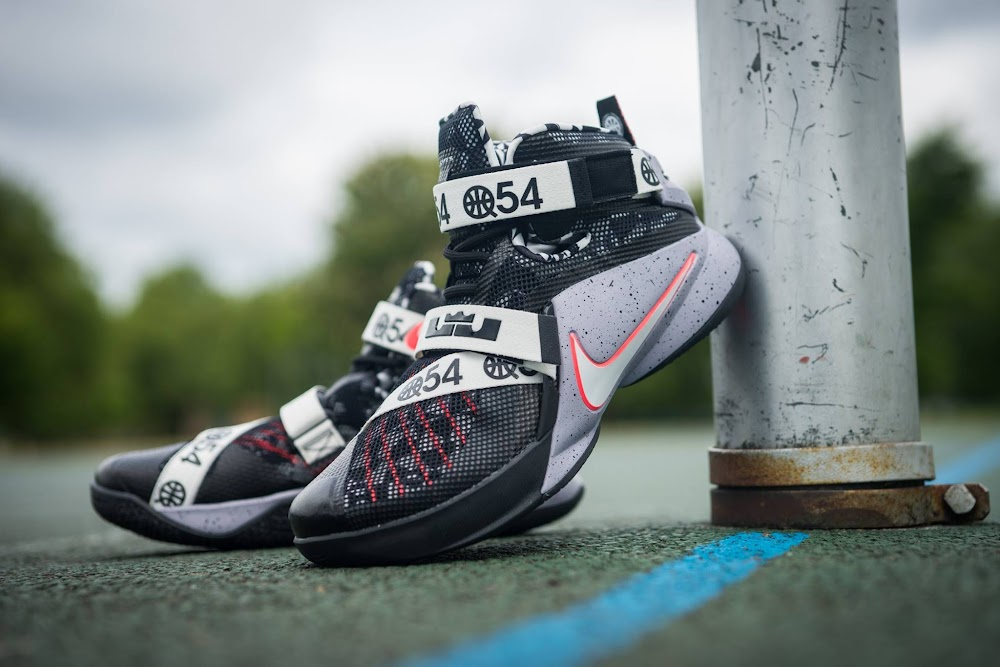 new product b0395 fbc1f Quai 54 Nike Soldier 9 Drops Exclusively at Footlocker Europe ...