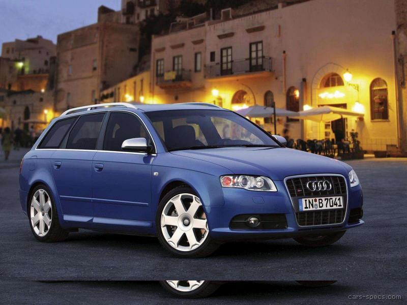 2006 audi s4 wagon specifications pictures prices. Black Bedroom Furniture Sets. Home Design Ideas