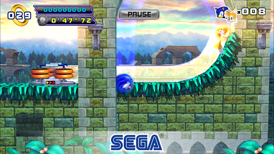 Sonic The Hedgehog 4 Episode II App Latest Version Download For Android and iPhone 2