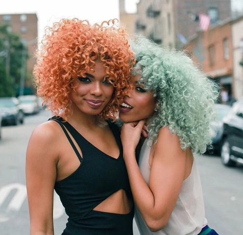 Best Hair Color for Black Women-what do you want hair dye ...