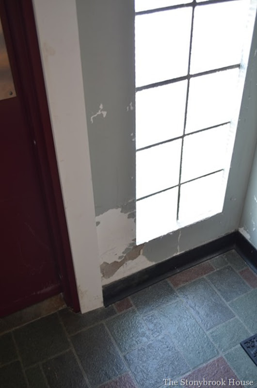 Entry Damage 1