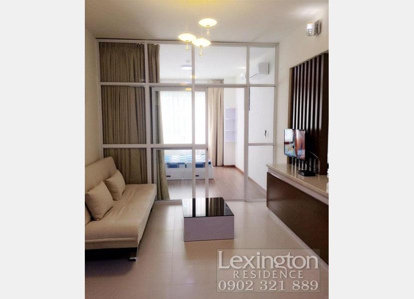 Bán căn hộ 1 phòng ngủ tại Lexington