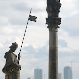 Twin Towers of Prague...