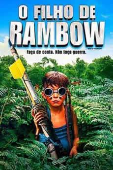 capa O Filho de Rambow: Um Novo Herói