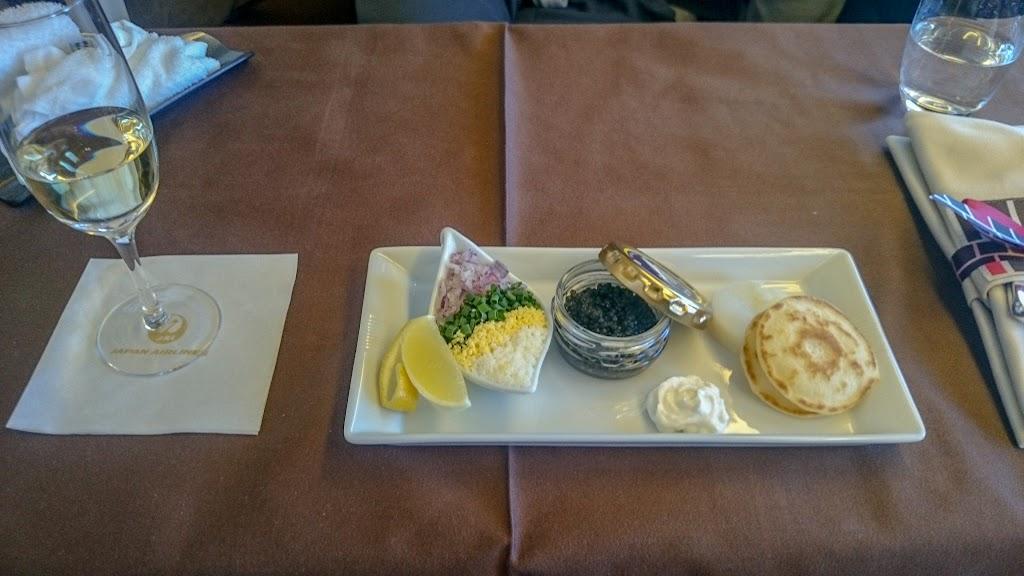 JL%252520LAX NRT 67 - REVIEW - JAL : First Class- Los Angeles to Tokyo Narita (B77W)