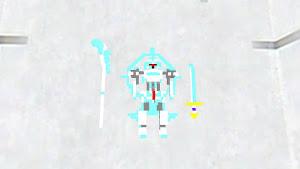 Blizzard Rabbit cross