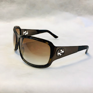 Gucci Logo Shades