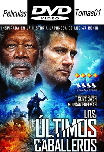 Los últimos Caballeros (2015) DVDRip
