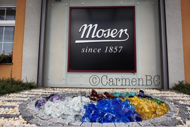 Fábrica de cristal Moser