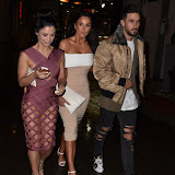 OIC - ENTSIMAGES.COM - Cally Jane Beech and Vicky Pattison at the  Jake Quickenden - EP launch partyt in London 8th March 2016 Photo Mobis Photos/OIC 0203 174 1069