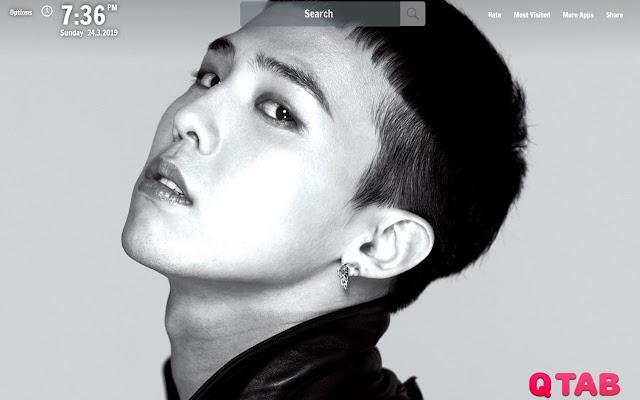G-Dragon New Tab G-Dragon Wallpapers