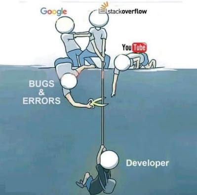 تعلم دائماً ان كل ما تحتاجه موجود على Google فقط ابحث
