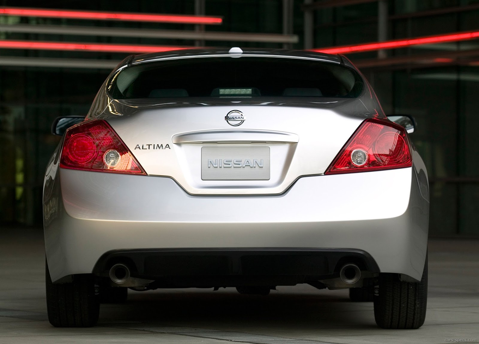 2012 Nissan Altima 2.5 S Coupe 2.5L 4 Cyl. 6 Speed Manual