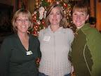 Laurel Dawson, Tally McCormack and Cheri Carpenter.