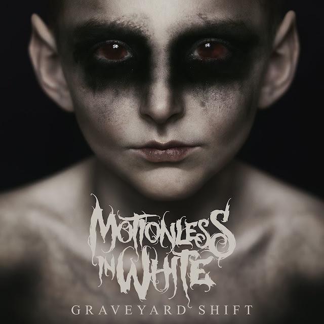 Album Terbaru MOTIONLESS IN WHITE 'GRAVEYARD SHIFT' Akan Dirilis 5 Mei 2017