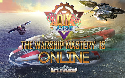 Battle Warship: Naval Empire apkslow screenshots 8