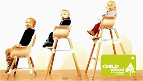 chaise haute evolu de childhood cubes