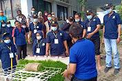 Pelatihan Teknis Tematik Teknologi Penggunaan Transplanter Diikuti Puluhan Penyuluh dari 2 Kecamatan