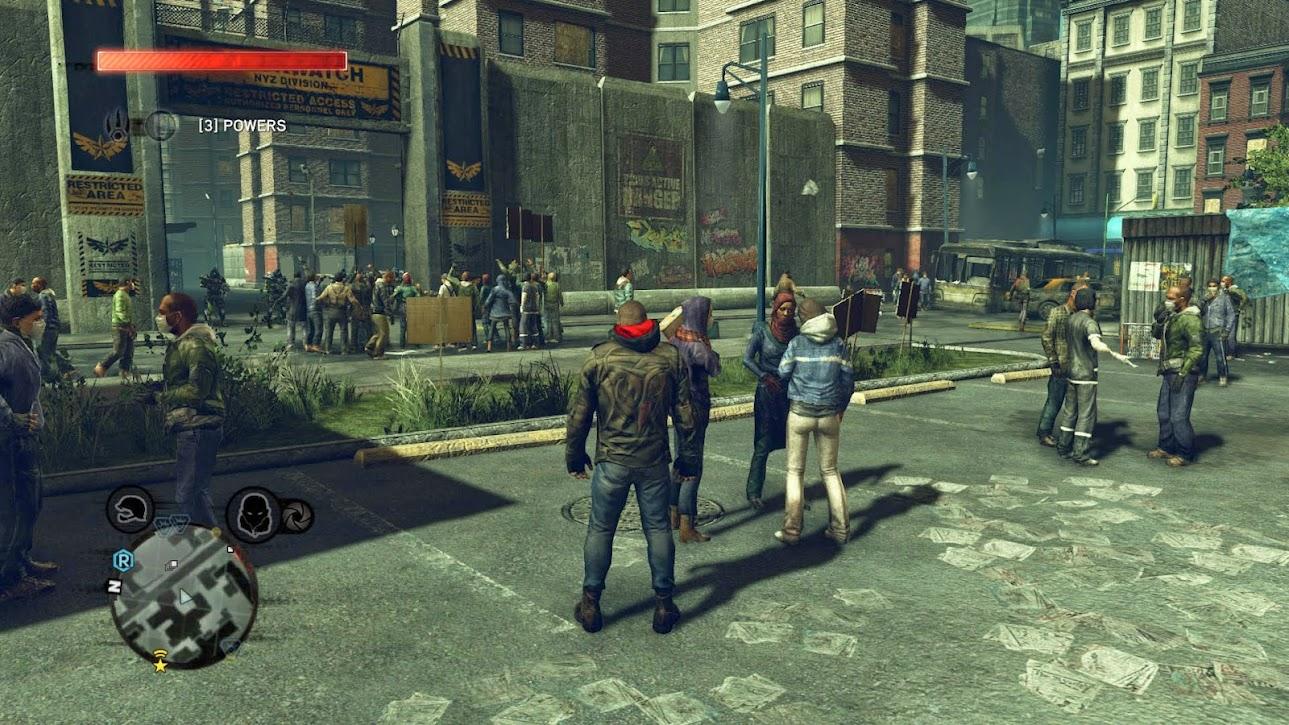 Prototype 2 Repack and Blackbox Download free - Game Screenshot