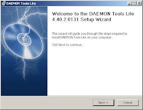 install daemon