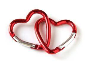 Corações entrelaçados - Tum Tum Tum