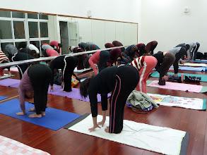 Photo: 20110330健康活力瑜珈001