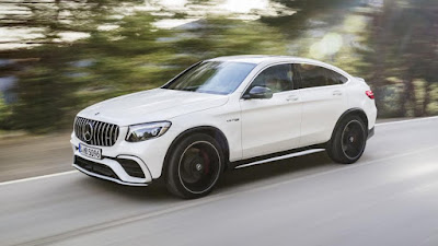 New Mercedes-AMG GLC 63S going for $96k