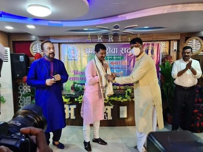 मंत्री सुमित कुमार सिंह ने किया मिलकर चले अभियान का शुभारंभ