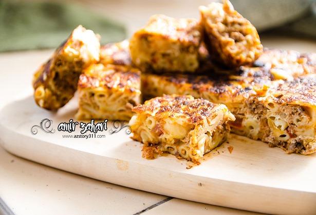 [Deviant Food] Resepi Pasta Daging Bakar, Macaroni Bakar, Resepi Macaroni Bakar, Resepi Mudah, Magic Pan Mudah, Food, Pasta, Macaroni, Beef Macaroni
