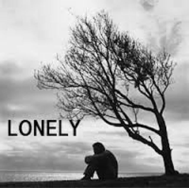 I feel so alone in life