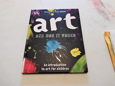 A children's book about art