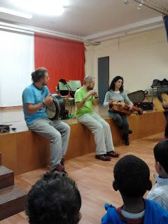 Escuela de música La Quintana