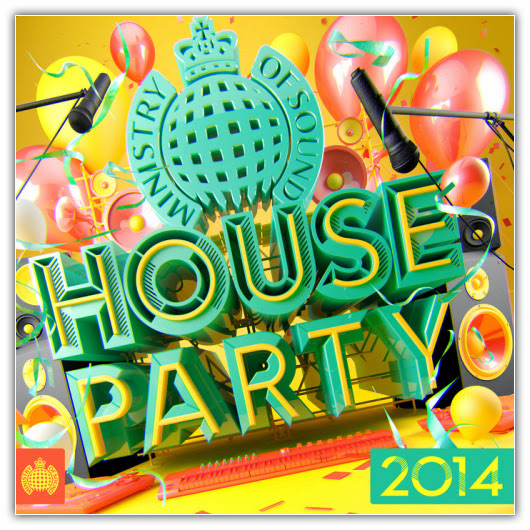 1 VA House Party: Ministry Of Sound [2014]