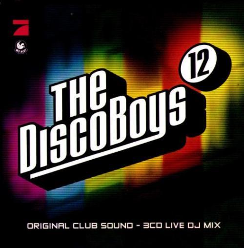 1327536386 discob Download   The Disco Boys Vol. 12 (2012)