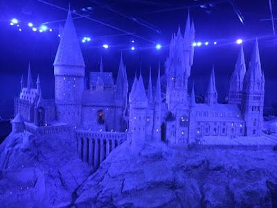 Warner Brothers Harry Potter Studios Tour London Hogwarts