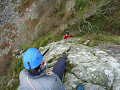 Justin & Phil, Bramble Buttress Nr Tremadog
