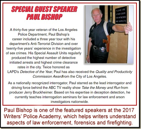 Paul Bishop writer & speaker