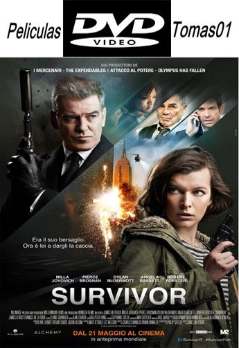 Survivor (2015) DVDRip