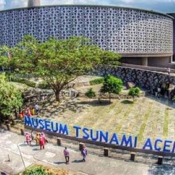 Liburan Edukatif : Napak Tilas Peristiwa Tsunami Aceh